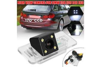 Car CCD Night Vision Backup Camera For BMW E38 E39 E46 E60 E61 E65 E66 E90 E91 E92