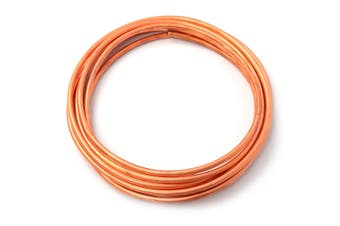 "1/4"" Soft Copper Tube R410A Copper Coil Pancake Pipe Air Conditioner HVAC 2m(2 m)"