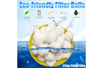 350g/500g Pool Cotton Filter Balls Cleaning Water for Swimming Pool Aquarium
