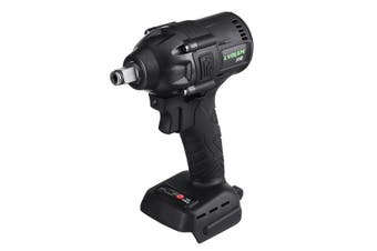 520N.M Torque Impact Wrench Electric Cordless Brushless Body For Makita Battery(black,520N.m Brushless Impact Drill (No Sockets))