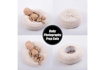 Baby Infant Photo Shoot Posing Sofa Pillow Ring Studio Photography Props Decor(40 cm)