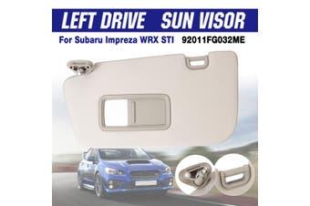 1Pcs Wired Sun Visor Shield Board For Subaru Impreza WRX STI Left Drive Side