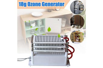 18G Commercial Ozone Generator Industrial Air Purifier Mold Mildew Smo odor(B-110V)