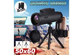 50x60 Magnification 1500M/9500M Portable Monocular Telescope