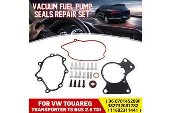 For VW Touareg Transporter T5 Bus 2.5 TDI 96 Car Vacuum Fuel Pump Seals Repair Set Kit