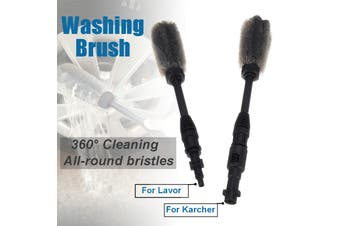 Portable Pressure Washers Car Wheel Washing Brush for Karche/LAVOR Cleaning Tool(for Karcher)