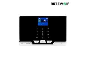 BlitzWolf WIFI Smart Security Wireless Alarm System APP Remote Control Two-way Intercom Wireless SMS Security Burglar For Home Market Office