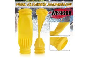 2pcs Pool Cleaner Diaphragms For Zodiac Baracuda G3 G4 W69698 W81701 W81700