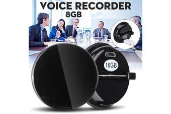 8GB/16GB Voice Recorder MP3 Player Recording Mini Student Recording Machine(8GB)