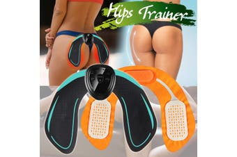 6 Modes Hip Pads Muscle Trainer ems Buttock Lift Bum Push Up Butt Stimulator Women Lady Body Slimming(green,Upgrade)