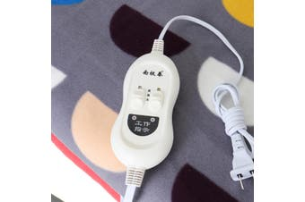150x70CM/150x120CM/150x180CM,Winter Electric Heated Blanket Waterproof Automatic Power-Off Protection Heating Blanket+ Adjustable Temperature Controller 220V(150x180CM)