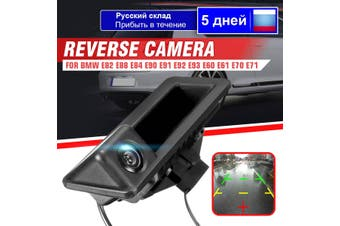 170° Car Rear View Reversing Camera CCD For OR E82 E88 E84 E90 E91 E92 E93 E60 E61 E70 E71