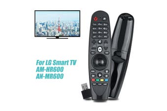 Replacement Remote Control For LG Smart TV Magic AM-HR600/AN-MR600 USB Receiver(For LG AM-HR600 AN-MR600 W/ USB)