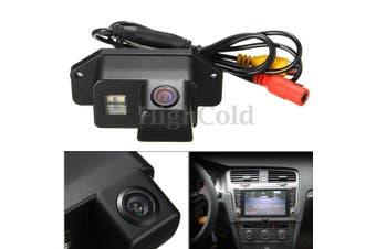 Car Rear View Backup Camera CCD Reversing Reverse Camera Kits For Mitsubishi Lancer Evolution
