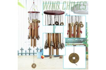 Metal 13 Tubes/4 Tubes Windbells Wind Chimes Home Window Yard Garden Decor Feng Shui(13 Tubes)
