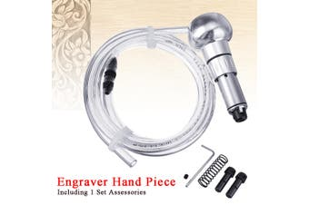 Graver Hand Piece For Engraving Machine Pneumatic Jewelry Making Crafting Tools(660B)