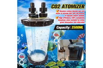 Aquarium Co2 Atomizer System Diffuser Air Regulator Bubble Diffuser