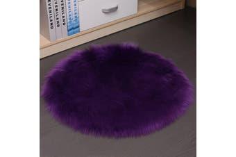 40cmX40cm Pet Heating Pad Waterproof Electric USB Dog Cat Heat Warm Mat Blanket(purple,Purple)