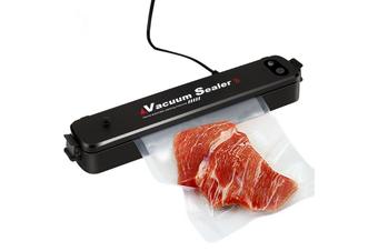 Automatic Vacuum Fresh Food Sealer Kitchen Household Package Sealing Machine(UK Plug)