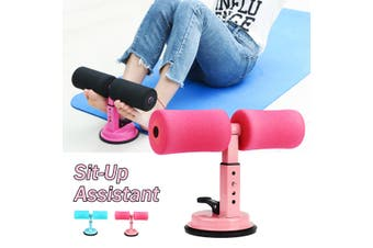 Sit-Up Bar Assistant Fitness Exercise Abdominal Equipment For Home Gym Trainer(blue,Style A)