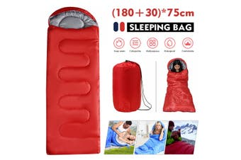 700G/1600G All Season Waterproof Ultralight Compact Hiking Camping Single Sleeping Bag with Carry Bag Solid Colors Lightweight Sleeping Bag(blue,1600 g)