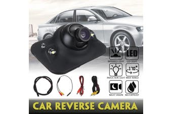 【Free Shipping + Flash Deal 】170° Car Infrared Light Waterproof Rear View Reverse Backup Parking HD Camera(Infrared Light)