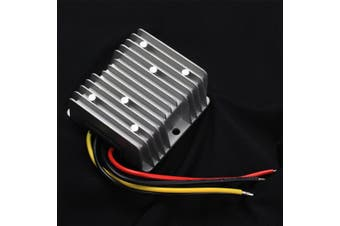 Waterproof DC/DC Converter Regulator 12V Step Up to 24V 15A 360W