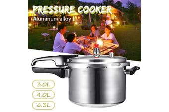 Household Kitchen 304 Stainless Steel Pressure Cooker Cooking Utensils