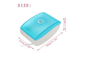Serene Automatic Hearing Aid Dryer UV Refresher Renew Dehumidifier Storage Box