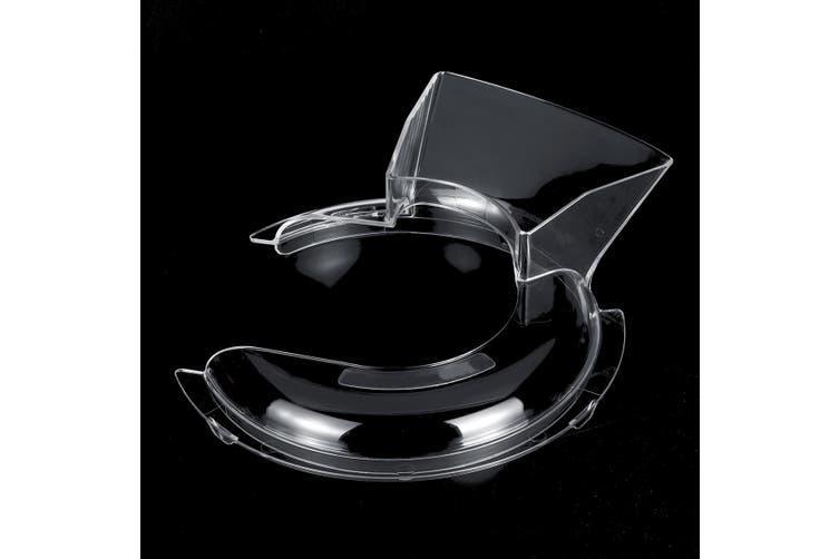 4.5-5QT ABS Bowl Pouring Shield Tilt Head For KitchenAid Stand Mixer W10616906(without machine)