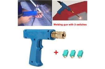 Spot Welding Slide Hammer Auto Body Stud Welder G*n Dent Repair Kit Dent Puller