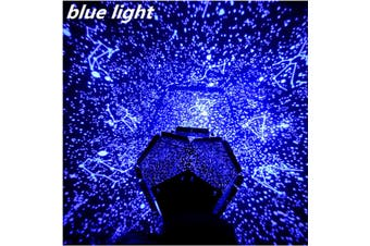 3 Color in 1 Home Decor Romantic Astro Star Sky Laser Projector USB Cosmos Night Light Lamp