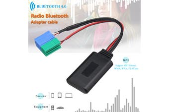 Car Bluetooth Radio Adapter Aux Cable Adapter Android Iphone for Porsche Becker