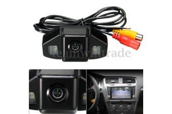 CCD 170° Reversing Backup Rear View Camera Night Vision For Honda CRV Jazz Odyssey