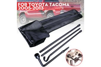 Spare Tire Jack Tool Kit Lug Wrench Extension For Toyota Tacoma 2005-2013