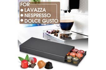 Coffee Capsule Bracket For Dolce Gusto Lavazza Nespresso 24pcs Capacity Holder