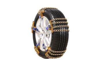 2019 New Wear-Resistant Steel Snow Chains Anti-skid Tire Chains Anti Slip Snow Tire Chains for Car SUV Truck