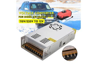 360W Converter Voltage Reducer Regulator AC 110V/220V Step Down To DC 12V Power