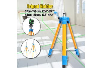 Tripod Stand Holder Mount For 360 Degree 3D Green Self Leveling Laser Level(1.5 m)
