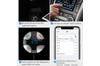 【Free Shipping】Car Bluetooth Launch Player BC29B Car Mp3 Bluetooth Player Dual USB Car Bluetooth Hands-freeFm Transmitter New Adjustable Digital Tube Display (black)