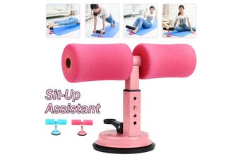 Sit-Up Bar Assistant Fitness Exercise Abdominal Equipment For Home Gym Trainer(pink,Style A)