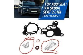 Fuel Vacuum Tandem Pump Repair Kit 03G145209C For Audi For VW Skoda Seat 2.0TDI