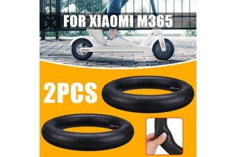 Charminer 2 Electric Scooter Tires , Electric Scooter Skate High Performance Anti Puncture Wheel Tire Front / Rear Tire Spare Solid Compatible with xiaomi