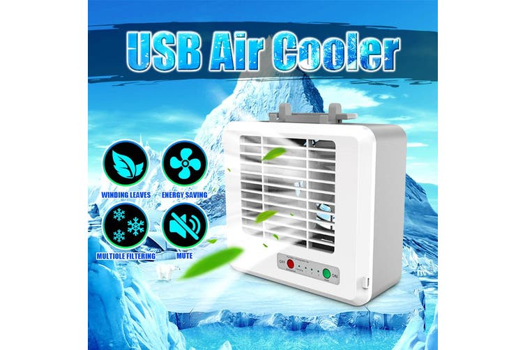 Mini Portable Air Conditioner Conditioning Humidifier Purifier Desktop Arctic Air Cooler Fan For Home Office