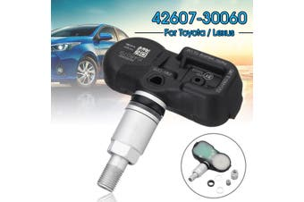 Tire Pressure Sensor TPMS For Toyota Camry Lexus GS350 42607-30060 42607-06020(Pack of 1)