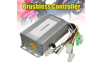 48V 350W Brushless Motor Controller For Electric Hall EBike Bicycle