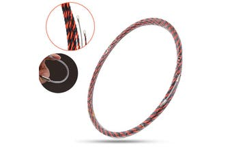 10M 6.5mm Electrical Conduit Snake Cable Rodder Fish Tape Wire Guide Push Puller (1Pcs)