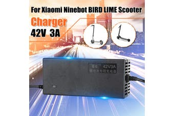 42V3A Ninebot es1/2/4 and Xiaomi M365 Scooter Charger(EU Plug Battery Charger)
