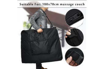 【Free Shipping + Flash Deal】Folding Massage Couch Therapy Table Beauty Bed Bag Case