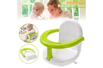 3 In 1 Infant Baby Bath Dining And Activity Play Tub Chair Seat Anti-Skid Foldable